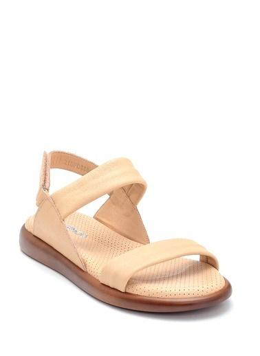 Derimod Sandalet Bej